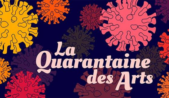 quarantaine des arts