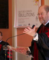 John Rothman honoris causa 2014