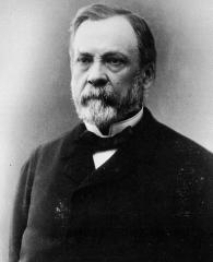 portrait louis pasteur